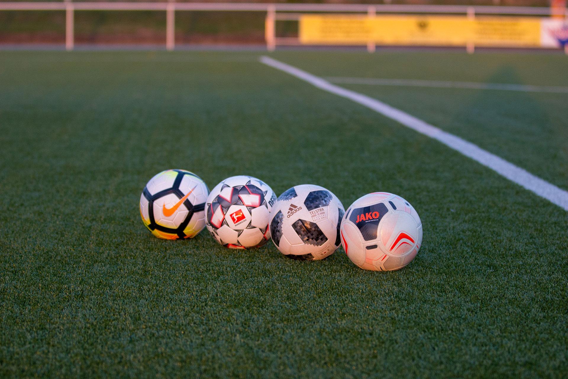 Spielballe Fur Jeden Fussball Verein Getestet