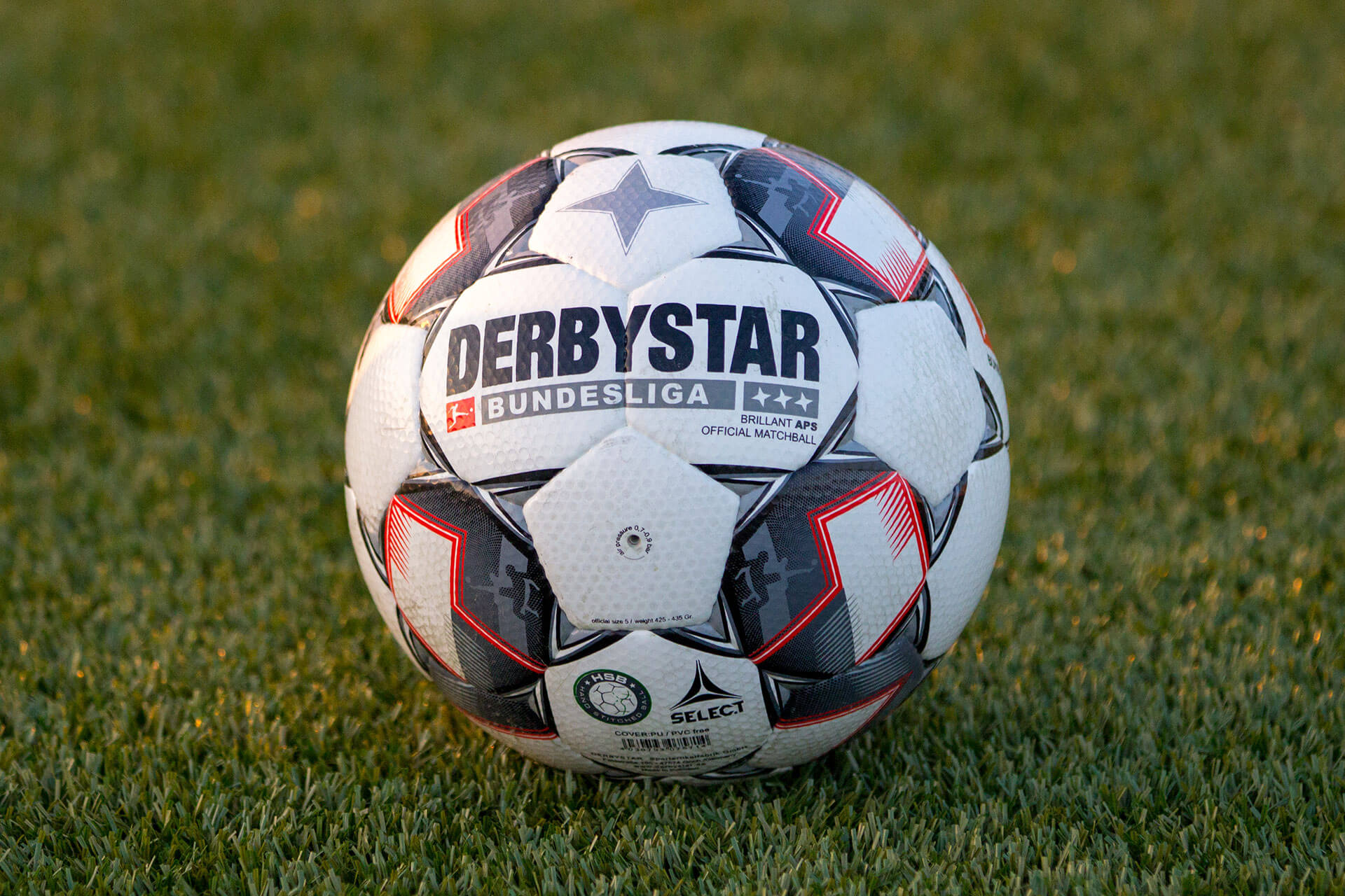 Derbystar Bundesliga Brillant APS Official Matchball