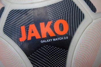 Detailaufnahmen des Jako Galaxy Match 2.0